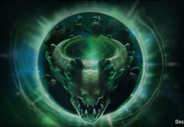 Abyssal Underlord Dota 2 - живые обои