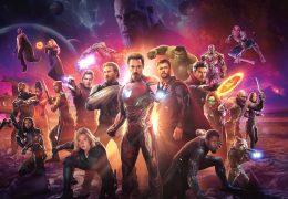 Avangers Infinity War 4K - живые обои