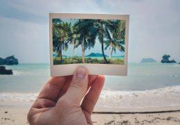 Живая фотография от Polaroid - живые обои
