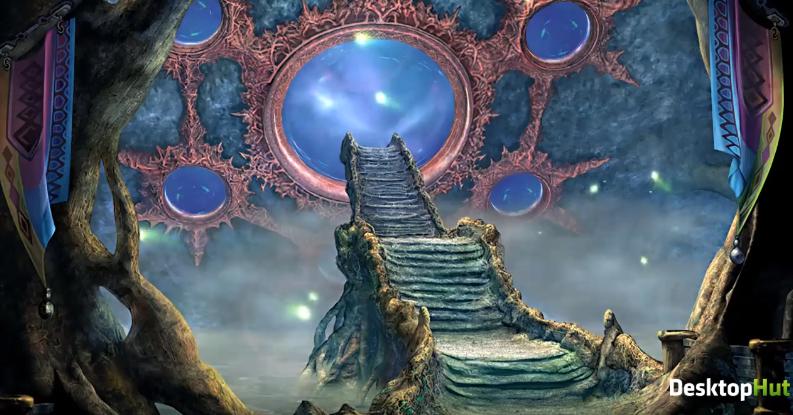 Final Fantasy 10 Farplane - живые обои