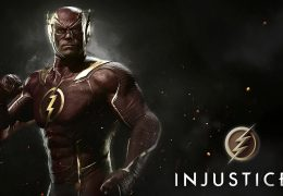 Flash Injustice 2 - живые обои