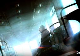 Metro 2033 игра - живые обои