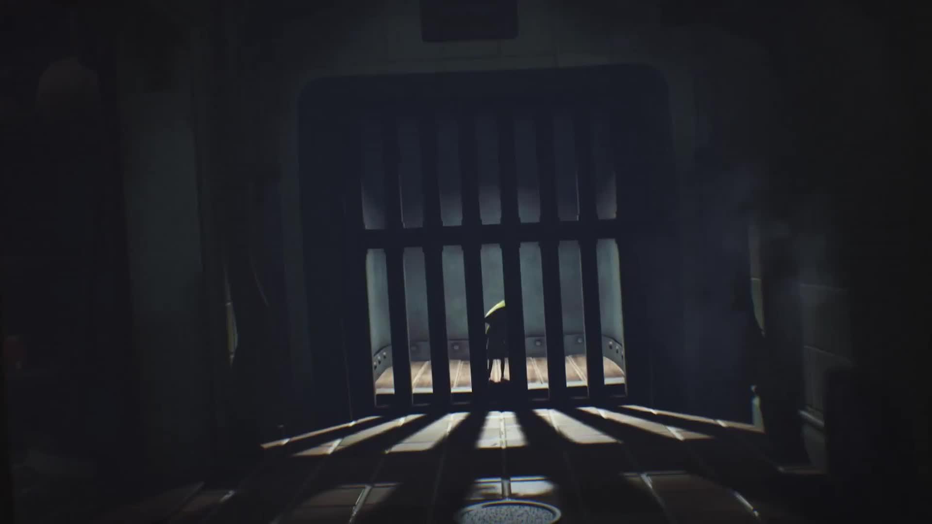 Little Nightmares лифт - живые обои