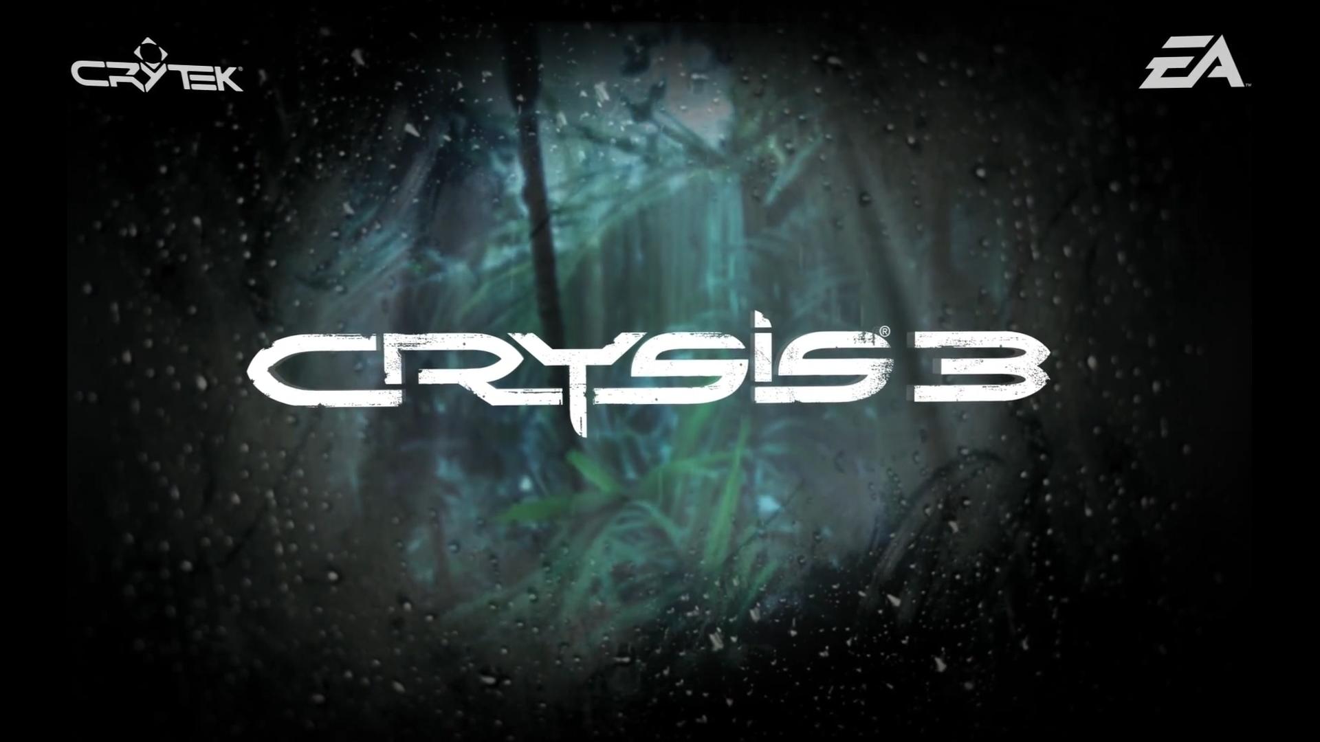 Crysis 3 Тема Обложка - живые обои