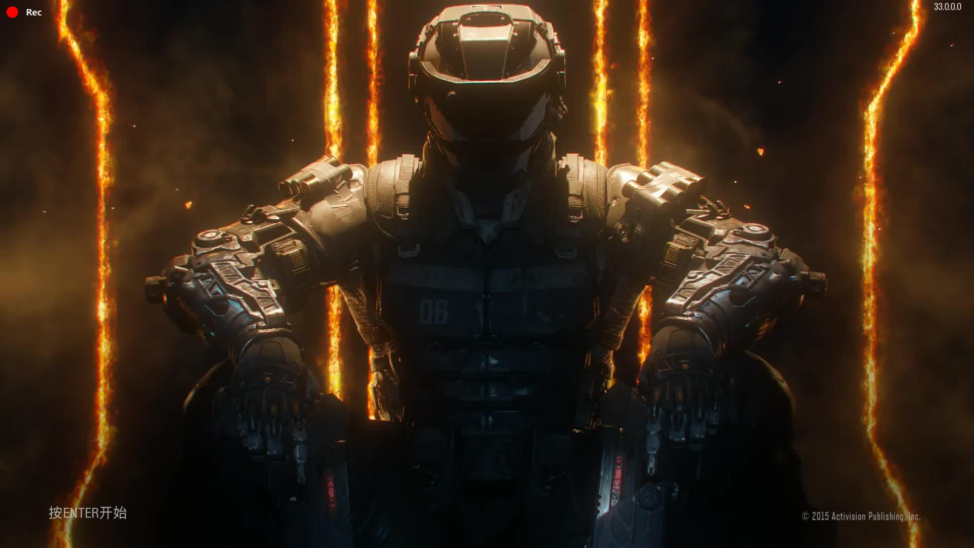 COD Black Ops 3 - живые обои