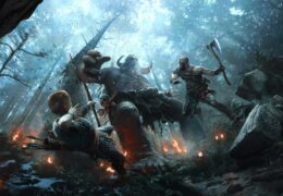 God of War 4K - живые обои